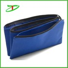 Quanzhou fabricante 600D poliéster 3 zipper caixa de lápis para meninos