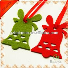 new fashion design cheap felt ornament/felt hanging