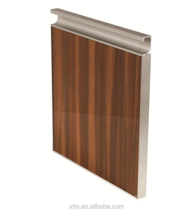 Kitchen Cabinet Aluminium Profile, Aluminum Extrusi