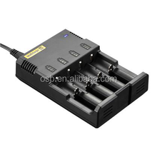 New Nitecore i4 Intellicharge Universal Battery Charger CR123A 26650 18650 AA/AAA WIth Retail box