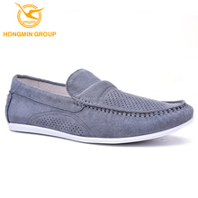 alibaba new modle wholesale italian men shoes , 2015 new arrival fashion cow suede leather moccasin casual shoes for men