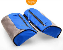 Mens travel toiletry bag/ cosmetic bag/ makeup bag
