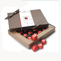 Professional chocolte candy gift box packaging of various specifications,Demei chocolate packing