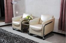 HC- S253-1 One seat office sofa single seat sofa Hospital furniture public area waiting sofa