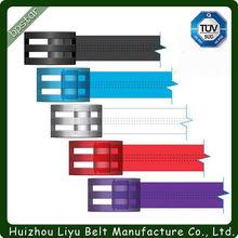Custom Logo Silicone Rubber Belt