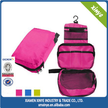 2015 Hot new products travel nylon basics cosmetic bag