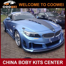 2015 News style Wide-body Fiberglass bodykit for BMW Z4