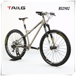 """China Dongguan tailg 26"""" BMX bike with titanium alloy 11 speed pure bicycle for adults BS2902"""