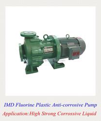 IMD Series 6-16bar Anti-corrosive Vane No-leaking Magnetic Pumps