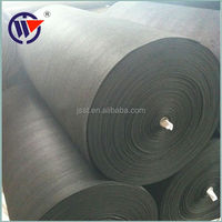 active carbon felt fabric for waste water purifying
