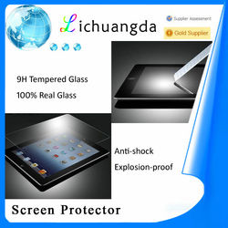 ultra thin tempered glass screen protector / tablet accessories for IPad mini