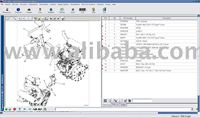 ELECTRONIC CATALOGUE NEW HOLLAND SPARE PARTS software