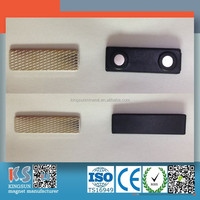Plastic Magnetic Reusable Name Badge