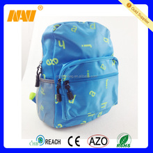 high quality factory produce kids school backpack bag
