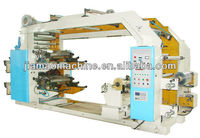 Jiamao offer Four Colors Roll Non Woven Fabrics Flexo Printing Machine made in china