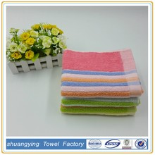 China manufacturer 76*34cm 100g face towel textile