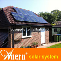 Chinese manufacturers 5kw solar panel/module system