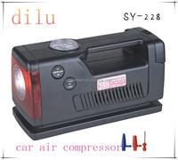 DC 12V mini car air compressor,250/300 psi car air inflator,factpry supply car compressor