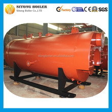 4T natual gas hot water boiler 0.28 bar 90% efficiency