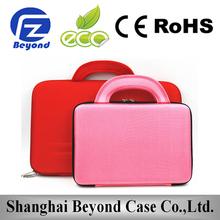 High quality EVA hidden compartment bag, brief canvas laptop bag