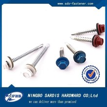 Hex Head Self Tapping Screw/Type 17 Self Tapping Screw For Timber, hex head screw