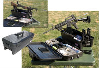Outdoor Sport shooting hunting gun case,Tactical Range Box,shooting range box