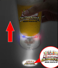 Cstom-made logo led flashing projection cup