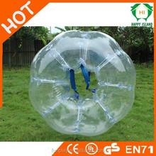 HI 2015 Fashion sport lower price human bubble ball,bubble ball for football,inflatable bubble ball