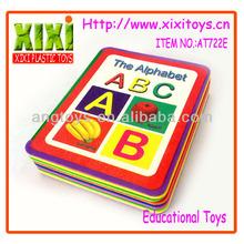 13.5Cm Wholesale Soft Mini Kids English Learning Books