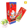 Special Christmas gift with color printing bag luxury shopping bags