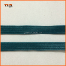 Cursory Elastic Band 1cm Knitted in Polyester and Imported Rubber Core Roll
