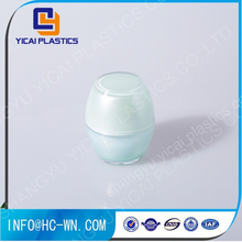 Luxury Sealable Cream Container Factory Cosmetic Plastic Jar