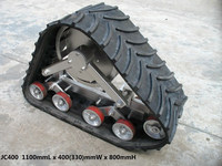 Pickup Truck/heavy duty Rubber Track Conversion Systems