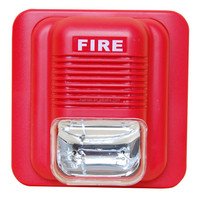 Fire alarm strobe lights DC12 / DC24V