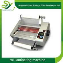 High effency plastic film laminator with CE