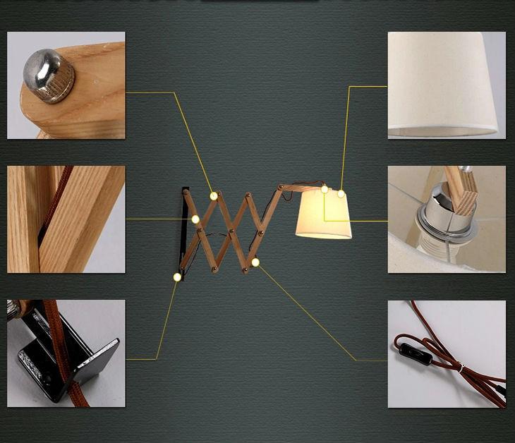 Camera da letto europeo lampade da comodino ikea regali ...
