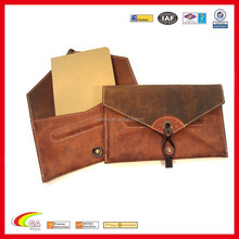 wholesale envelope style leather school diary cover design