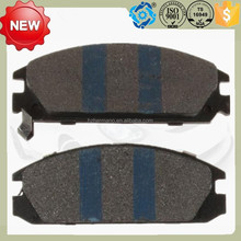Environmental protection auto spare parts brake pads D334 for Honda