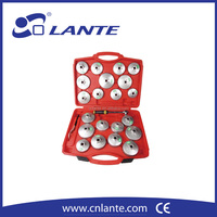 Auto Repair Product 23PCS Cup Type Oil Filter Wrench Set