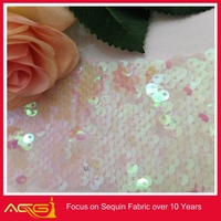 The hot sale top 100 design 100% polyester luxurious beautiful glamorous natural sequin fabric export motorcycle