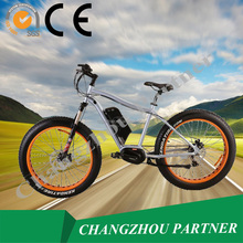 "26"" mid drive electric bike 8 fang Max system (PNT-EB-15)"
