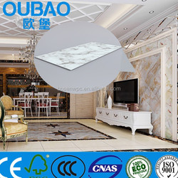 2015 new product faux stone plastic composite construction building modern house interior decoration peel and stick tile