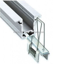 Aluminium Profile/Polished Aluminium/types of aluminum profiles