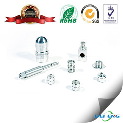 China manufacture high precision golf parts wholesale