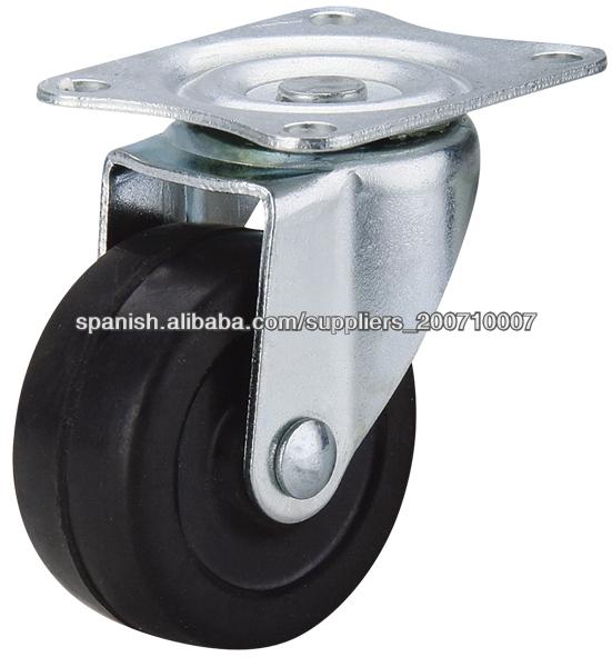 peque as ruedas giratorias pp ruedas de freno lateral