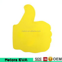 Most popular cheap price giant wave foam finger fans cheering hands