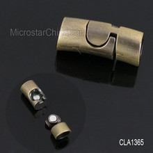 21.9*8.9mm High quality zine alloy magnetic clasp wholesale for jewelry