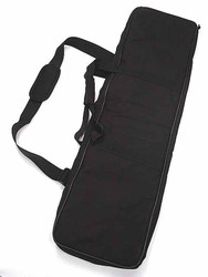 Incredibly durable properties matte black gun bag, golf gun bag