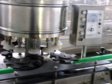Top grade best sell perfect pop can filling machine