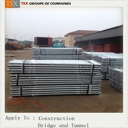 Tianjin TSX Q235/Q195 adjustable shoring for aluminium formwork system